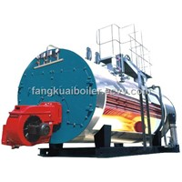 Industrial Horizontal Gas Fired Steam Boiler