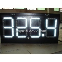 LED Gas Message Display