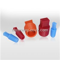 thread hole rubber plugs