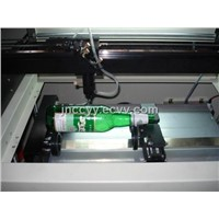 mini laser engraving machine with rotary unit