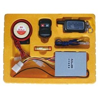 Motorcycle Alarm System (Type D)