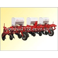 Multi- Function Cultivator-Fertilizer Machine