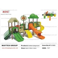outdoor playground equipment  MT-X1003