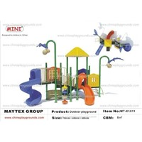 outdoor playground equipment  MT-X1011