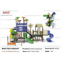 outdoor playground equipment  MT-X1021