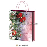 Popular Paper Bags for Christmas Gifts