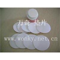 pressure sensitive seal liner whithout print