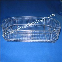produce JHT hospital stainless steel wire basket