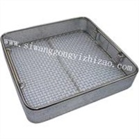 professional produce JHT sterilization wire basket