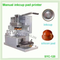 S Manual Sealed Ink Cup Pad Printing Machine