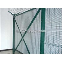 Security Fence / Security Wire Mesh