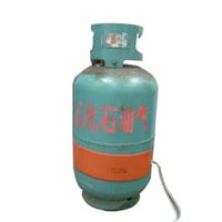 Silicone LPG Container Heater
