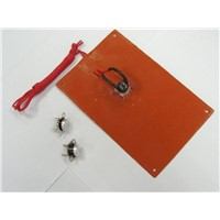 Silicone Rubber Pad Mat Heater