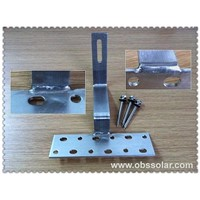 solar roof tile hook