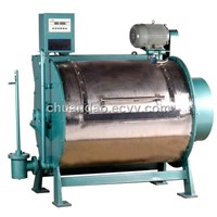Stainless Steel Horizontal Industrial Washing Machine