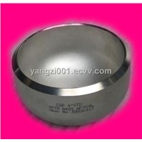 Steel Pipe Cap Fitting