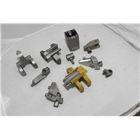 Valve seat, Flanges, brackets, clamp