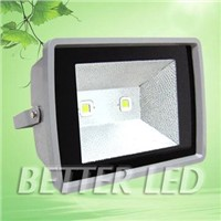 Warm White LED Flood Lighting (100W)