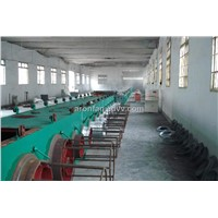 Wire Electro Galvanizing Machine