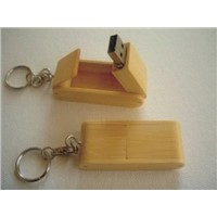 Special Wooden Swivel 2.0 USB/KM-376