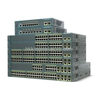 Cisco Switch WS-C2960-24TT-L