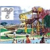 Amusement Water Playground Equipment