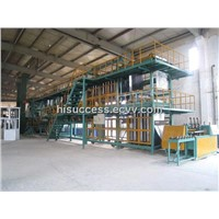 Modified Bituminous Waterproofing Mebrane Production Line