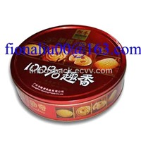 cookies tin can,cookies tin box