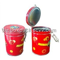 tea tin can,tea tin box
