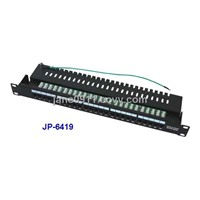 Cat3 Telephone Patch Panel