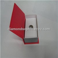 red color gift box