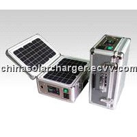 Mini solar light power system 20W