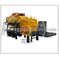 Shanghai LY Mobile Stone Crusher (MC1214V)