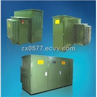 HYB (W) -12/0.4 Outdoor Box Type Transformer Substation/Voltage Transformer (American)