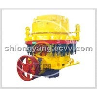 Shanghai LY Spring Cone Crusher PYB