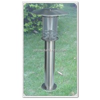 0.6W Stainless steel solar garden lights solar lawn light