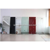 5mm tempered glass door