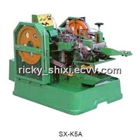 Screw & Bolt Making Machine (001)