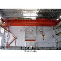 QB model Explosion Proof double girder Overhead Crane