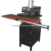 Pneumatic Double-Position Automatic Heat Press Machine (CY-001D)