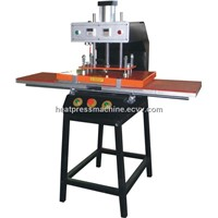 Pneumatic Double-position Automatic Heat Press Machine (CY-001E)