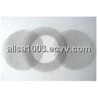 wire mesh disc for water filter element