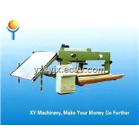 XYZC 103 Cross-fold web lapping machine