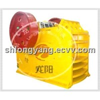 Shanghai LY Small Jaw Crusher PE