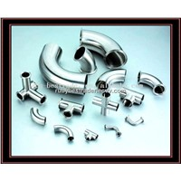 Sanitary Stainless Steel Welded Pipe Elbow Fitting