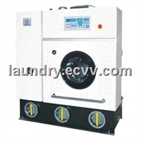 dry-cleaning machine