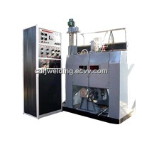 Valve spray welding equipment