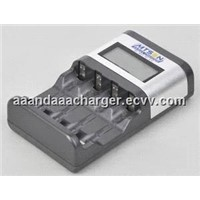 manufacture universal electric intelligent charger for AA/AAA rechargeable batteries (TS-880)