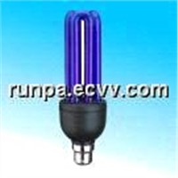 Colorful CFL- Blue Energy Saving Lamp