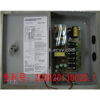 CCTV 6 Channel Power Supply
